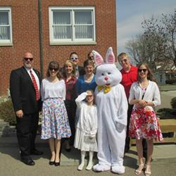 Click to view album:  Easter