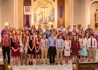 2019 Confirmation Class